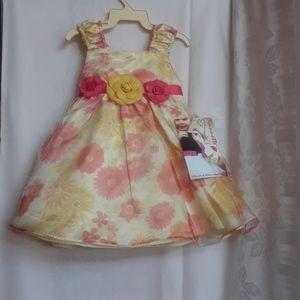 TODDLER'S GIRL'S EASTER DRESS